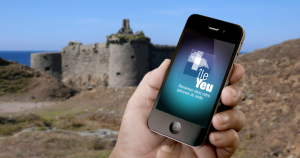 Ile Yeu application mobile