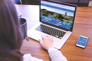 Site internet agence immobilière Moison