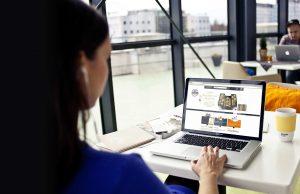 Room saveurs - Site de vente en ligne optimisé mobile