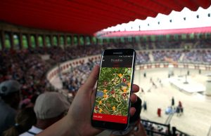 Le Puy du Fou - Application de services